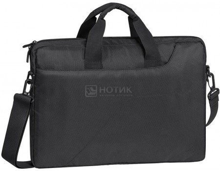 """Фотография товара сумка 15,6"""" RivaCase 8035 black, Полиэстер, Черный (55997)"""