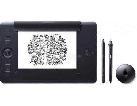 Графический планшет Wacom Intuos Pro Paper M, Черный PTH-660P-R от Нотик
