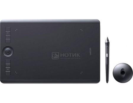Графический планшет Wacom Intuos Pro Medium, Черный PTH-660-R от Нотик