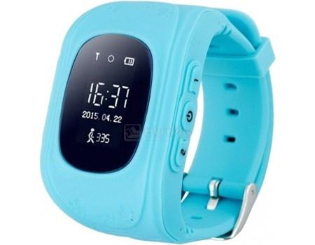 Фотография товара детские часы Кнопка Жизни K911, 320 мАч, GPS, Голубой 9110103 (56042)