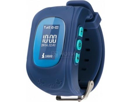 Фотография товара детские часы Кнопка Жизни K911, 320 мАч, GPS, Синий 9110101 (56044)