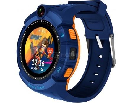 Детские часы Кнопка Жизни Aimoto Sport, 400 мАч, GPS, Wi-Fi Синий 9900104, арт: 56047 - Knopka Zhizni