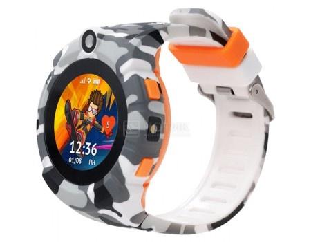Фотография товара детские часы Кнопка Жизни Aimoto Sport, 400 мАч, GPS, Wi-Fi Милитари(Рисунок) 9900103 (56048)