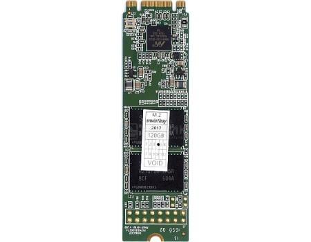 Внутренний SSD-накопитель SmartBuy NV11-2280M 120GB M.2 2280, SATA-III, MLC, SB120GB-NV112M-M2, арт: 56084 - SmartBuy