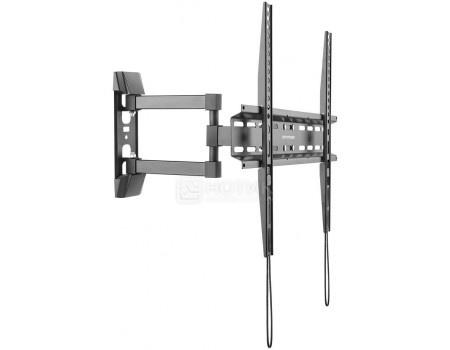 Кронштейн Arm Media LCD-414 26&*-55&* макс.35кг, VESA: 100х100, 200х100, 200х200, 200x300, 400?200, 300?300, 400x400 настенный поворот и наклон. Черный, арт: 56125 - Arm Media