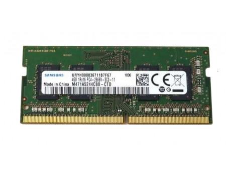 Модуль памяти Samsung SO-DIMM DDR4 4ГБ PC4-21300 2666MHz 1.2V, CL17, M471A5244CB0-CTD фото