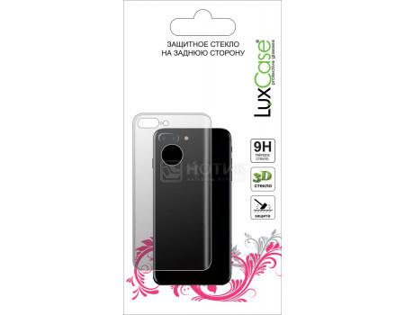 Защитное стекло LuxCase для смартфона Apple iPhone X Back (Стекло 3D для задней стороны), Белый 77709 фото