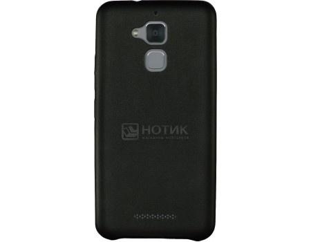 Фотография товара чехол-накладка G-Case Slim Premium для смартфона ASUS ZenFone 3 Max ZC520TL, Искусственная кожа, Черный GG-819 (56170)