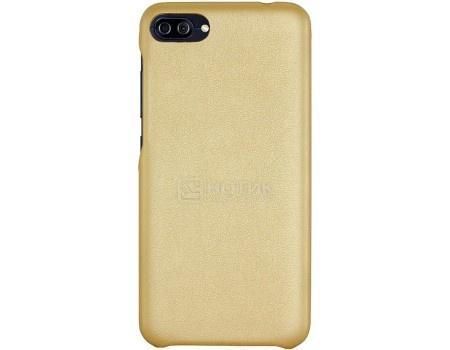 Фотография товара чехол-накладка G-Case Slim Premium для смартфона ASUS ZenFone 4 Max ZC520KL, Искусственная кожа, Золотистый GG-884 (56171)