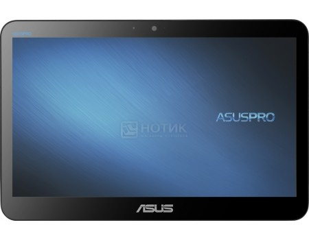 Моноблок ASUS ASUSPRO A4110-WD074X (15.6 TN (LED)/ Celeron Quad Core J3160 1600MHz/ 4096Mb/ SSD / Intel HD Graphics 400 64Mb) MS Windows 10 Home (64-bit) [90PT01H2-M06880]