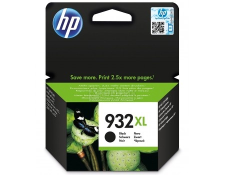Картридж HP 932XL для Officejet 6100/ 6700/ 7110/ 7612 1000стр, Черный CN053AE