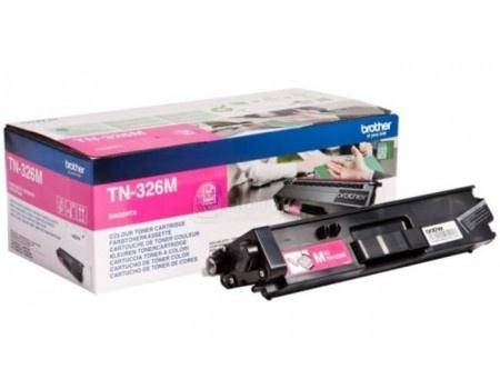 Фотография товара картридж Brother TN-326M для HLL8250CDN MFCL8650CDW 3500стр, Пурпурный TN326M (56651)