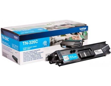 Фотография товара картридж Brother TN-326C для HLL8250CDN MFCL8650CDW 3500стр, Голубой TN326C (56652)