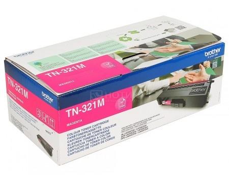 Картридж Brother TN-321M для HLL8250CDN MFCL8650CDW 1500стр, Пурпурный TN321M