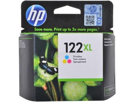 Картридж HP 122XL для DJ1050 2050 2050s 330стр, Цветной CH564HE