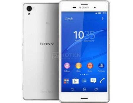 Sony Xperia Z3 White (Android 4.4/MSM8974AC 2500MHz/5.2