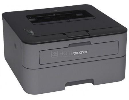 Принтер лазерный монохромный Brother HL-L2360DNR, A4, 30стр/мин, 32Мб, USB, LAN, Черный HLL2360DNR1