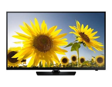 Телевизор Samsung 24 UE24H4070AUXRU LED, HD, CMR 100, Черный
