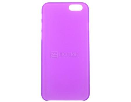 Чехол-накладка для iPhone 6/iPhone 6s Ozaki O!coat 0.3 Jelly OC555PU, Пластик, Фиолетовый