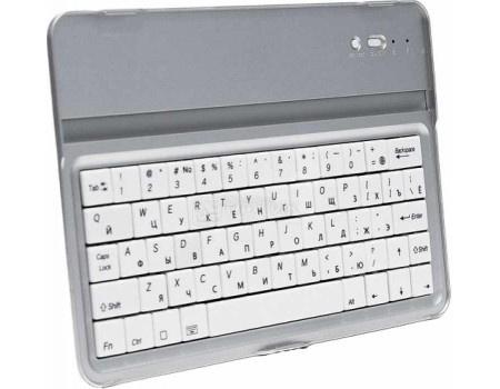 Фотография товара клавиатура беспроводная для iPad Mini IQfuture IQ-BK01, Белый (56710)