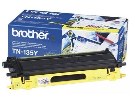 Фотография товара картридж Brother TN-135Y для HL4040CN 4050CDN DCP9040СN MFC9440СN 4000с желтый TN135Y (56728)