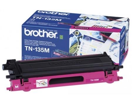 Фотография товара картридж Brother TN-135M для HL4040CN 4050CDN DCP9040СN MFC9440СN 4000с пурпурный TN135M (56729)
