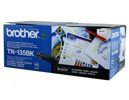 Картридж Brother TN-135BK для HL4040CN 4050CDN DCP9040СN MFC9440СN 5000с чёрный TN135BK, арт: 56731 - Brother