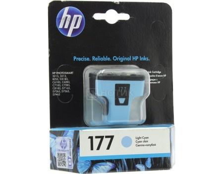 Картридж HP 177 для Photosmart 3213 3313 8253, Голубой C8774HE, арт: 56786 - HP