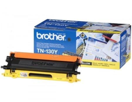 Картридж Brother TN-130Y для HL4040CN 4050CDN DCP9040СN MFC9440СN 1500с желтый TN130Y