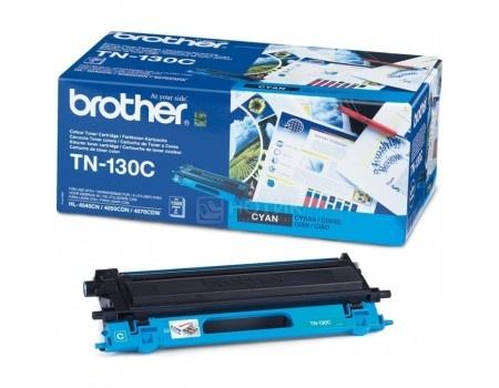 Картридж Brother TN-130C для HL4040CN 4050CDN DCP9040СN MFC9440СN 1500с голубой TN130C