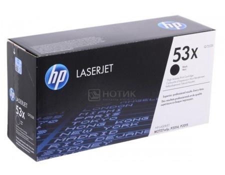 Картридж HP 53X для LaserJet P2015, Черный Q7553X