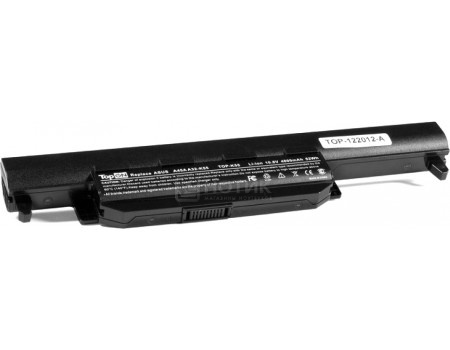 Аккумулятор TopON TOP-K55 10.8V 4800mAh для Asus PN: A32-K55 A33-K55 A41-K55