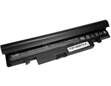 Аккумулятор TopON TOP-N150 11.1V 4800mAh для Samsung N143 N145 N148 N150 N350 PN: AA-PB2VC6B AA-PB2VC6W AA-PB2VC6W/B AA-PB3VC3B AA-PB3VC6B AA-PB3VC6B/