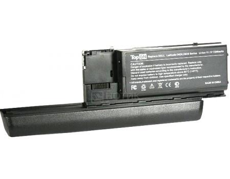 Аккумулятор TopON TOP-D620H 11.1V 7200mAh для Dell PN: KD494 JD634 PC764 TC030 312-0383 451-10298