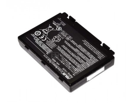 Аккумулятор TopON TOP-K50/A32-F82 11.1V 4400mAh для Asus PN: A31-F82 A32-F82 A32-F52 L0690L6 90-NVD1B1000Y, арт: 56982 - TopON