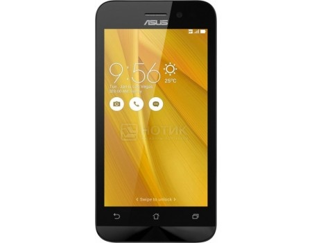 Смартфон Asus Zenfone Go ZB452KG Sheer Gold (Android 5.1/MSM8212 1200MHz/4.5
