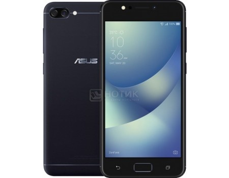 Смартфон ASUS Zenfone 4 Max ZC520KL 32Gb Ram 3Gb (Android 7.0 (Nougat)/MSM8917 1400MHz/5.2