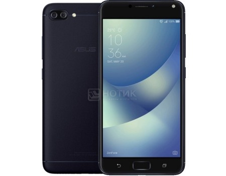 Смартфон ASUS Zenfone 4 Max ZC554KL 32Gb Ram 3Gb (Android 7.0 (Nougat)/MSM8937 1400MHz/5.5