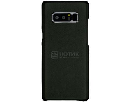 Фотография товара чехол-накладка G-Case Slim Premium для смартфона Samsung Galaxy Note 8, Искусственная кожа, Черный GG-867 (57098)