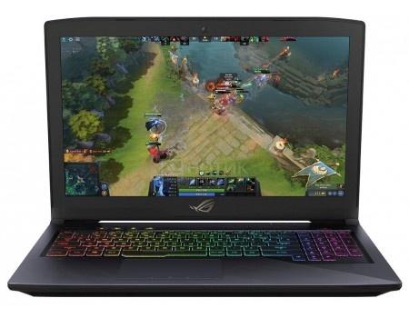 Ноутбук ASUS ROG Hero Edition GL503VD-GZ368 (15.6 IPS (LED)/ Core i5 7300HQ 2500MHz/ 8192Mb/ HDD+SSD 1000Gb/ NVIDIA GeForce® GTX 1050 4096Mb) Без ОС [90NB0GQ4-M06590]