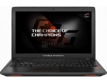 Фотография товара ноутбук ASUS ROG GL553VE-FY052 (15.6 IPS (LED)/ Core i7 7700HQ 2800MHz/ 16384Mb/ HDD+SSD 1000Gb/ NVIDIA GeForce® GTX 1050Ti 4096Mb) Endless OS [90NB0DX3-M07230] (57177)