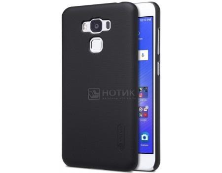 Фотография товара чехол-накладка Nillkin Super Frosted для смартфона ASUS ZenFone 3 MAX ZC553KL, Пластик, Black, Черный F-HC AS-ZC553KL Black (57212)