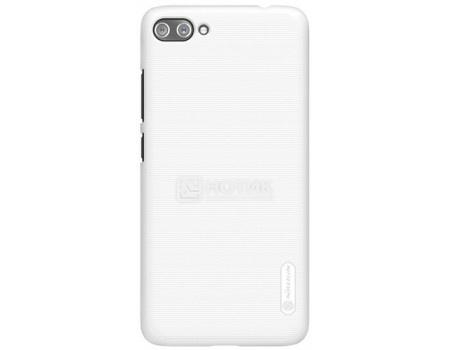 Чехол-накладка Nillkin Super Frosted для смартфона ASUS ZenFone 4 Max ZC554KL, Пластик, White, Белый F-HC AS-ZC554KL White