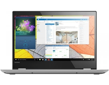 Фотография товара ультрабук Lenovo Yoga 520-14 (14.0 IPS (LED)/ Core i3 7130U 2700MHz/ 4096Mb/ SSD / Intel HD Graphics 620 64Mb) MS Windows 10 Home (64-bit) [80X8011WRU] (57289)