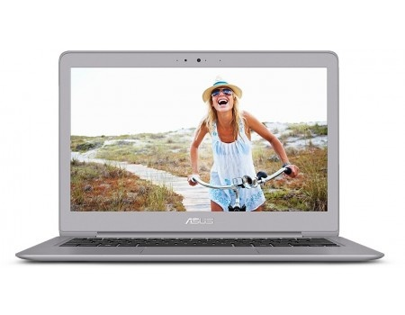Фотография товара ультрабук ASUS Zenbook UX330UA-FB284R (13.3 IPS (LED)/ Core i7 8550U 1800MHz/ 8192Mb/ SSD / Intel UHD Graphics 620 64Mb) MS Windows 10 Professional (64-bit) [90NB0CW1-M08610] (57365)