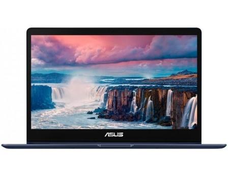 Ультрабук ASUS Zenbook 13 UX331UN-EA058T (13.3 IPS (LED)/ Core i7 8550U 1800MHz/ 16384Mb/ SSD / NVIDIA GeForce® MX150 2048Mb) MS Windows 10 Home (64-bit) [90NB0GY1-M02340], арт: 57368 - ASUS