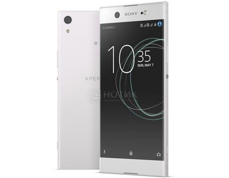 Смартфон Sony Xperia XA1 Ultra Dual White (Android 7.0 (Nougat)/MT6757 2300MHz/6.0
