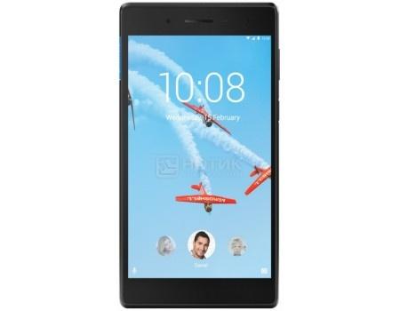 Планшет Lenovo TAB 4 7 TB-7504X 2Gb 16Gb Black (Android 7.0 (Nougat)/MT8735B 1300MHz/7.0