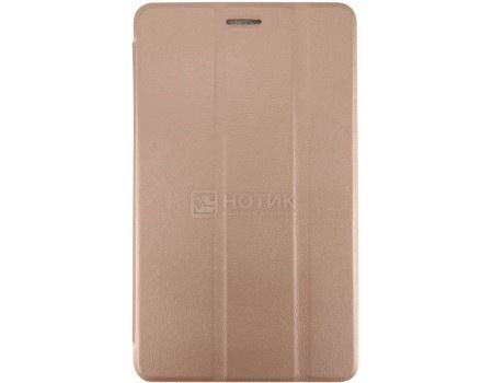 Чехол-подставка IT Baggage для планшета Huawei Media Pad T3 8&* Искусственная кожа, Ультратонкий, Золотистый ITHWT3805-9, арт: 57465 - IT Baggage