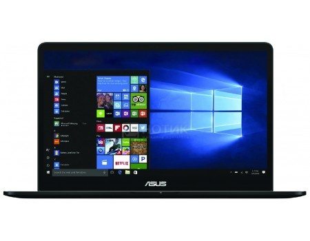Ноутбук ASUS Zenbook Pro UX550VE-BN043R (15.6 IPS (LED)/ Core i7 7700HQ 2800MHz/ 16384Mb/ SSD / NVIDIA GeForce® GTX 1050Ti 4096Mb) MS Windows 10 Professional (64-bit) [90NB0ES2-M02440]